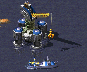 Water Based Unit / Shipyard
