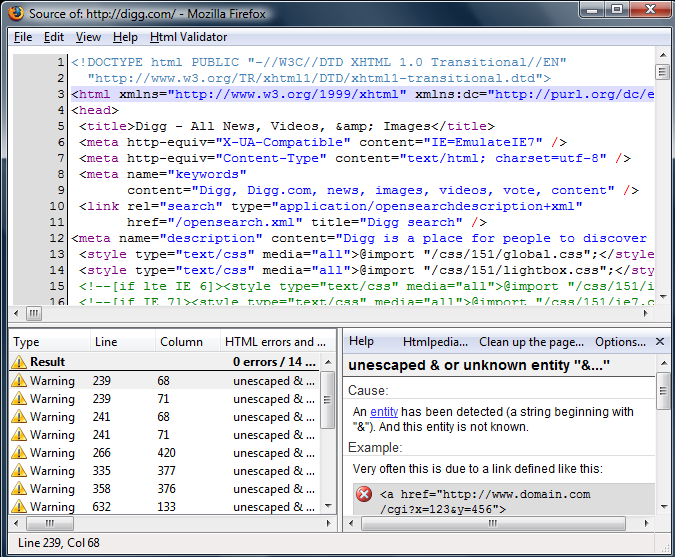 валидатор html - фото 9